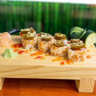 Uramaki Vulkano Sushi King dostava