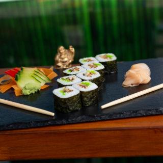 Wasabi unagi Sushi King dostava