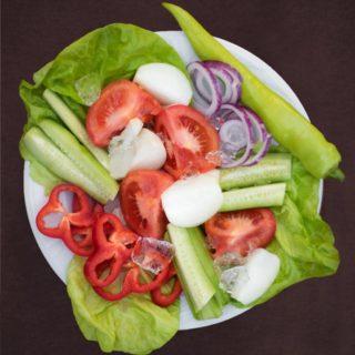 Garden salad Kućerak Na Ribarcu delivery