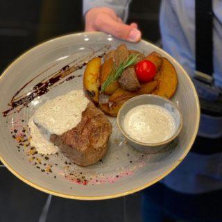 Biftek u sosu od tartufa Park Restoran dostava