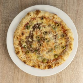Diavolo pizza Vragolan delivery