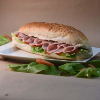 Classic sandwich Kod Debelog delivery