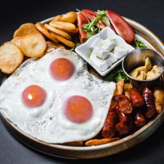 Kontinentalni doručak Protina Kuća dostava