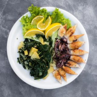 Grilled squid Kućerak Na Ribarcu delivery