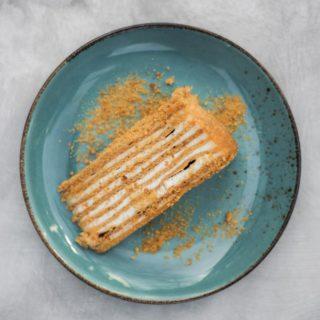 Honey cake Kućerak Na Ribarcu delivery