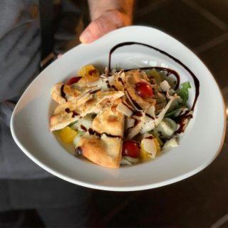Pileća salata sa pomorandžom Park Restoran dostava