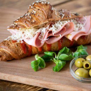 Pica kroasan Revolucija Kroasan Bar dostava
