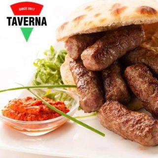 Tavern kebabs Taverna Kruševac delivery