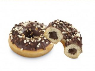 Dots tuti choco donut Wanted delivery