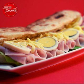 Panino šunka sendvič Kod Debelog dostava