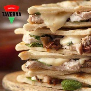 Piadina chicken Taverna Kruševac delivery