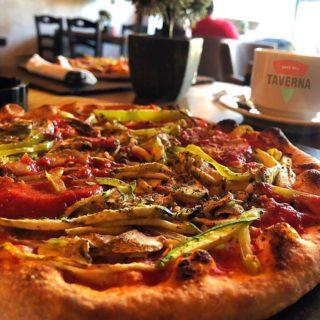 Posna pizza Taverna Kruševac dostava