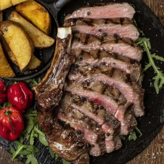 Dry Ager Ramstek Cezar Restoran Picerija dostava