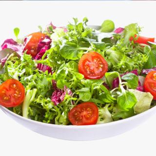 Vegan salata Revolucija Kroasan Bar dostava