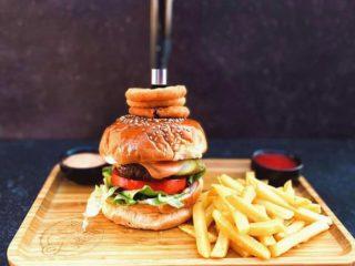 Burger Classic Burger Check dostava