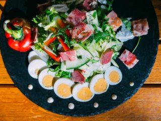 Bagel-Bejgl salata Bagel Bejgl dostava