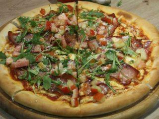 Pršuta pizza Pa Pi Plus dostava