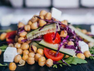 Salata sa leblebijama Bagel Bejgl dostava