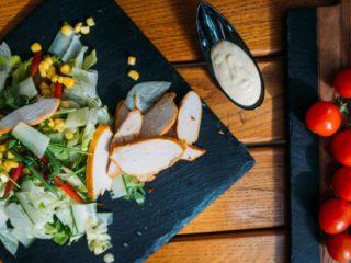 Pileća Bagel-Bejgl salata Bagel Bejgl dostava
