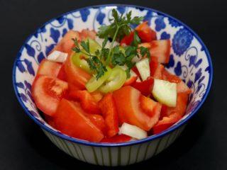 Srpska salata porcija – posno Moderna domaćica dostava