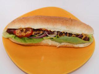 Srpski hot dog Moderna domaćica dostava