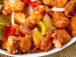 Sweet and Sour Mini Wok dostava