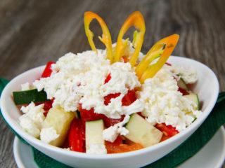 Šopska salata Bonavia dostava