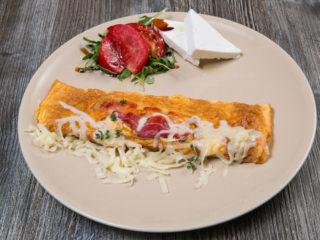 Omlet sa dodatkom po izboru Bonavia dostava