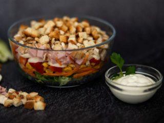Pileća salata Babalu dostava