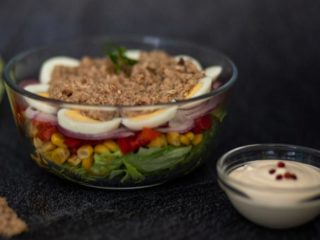 Tuna salata Babalu dostava