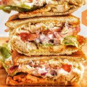 Quince sandwich