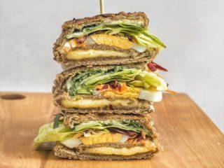 Vege sendvič Babalu dostava