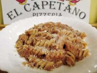 Pasta bolognese El Capetano dostava