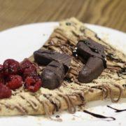 Eurokrem, plazma, krem bananica, crna čokolada, maline