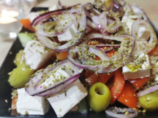 Greek salad Barka Restoran delivery