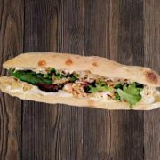 Omlet sendvič