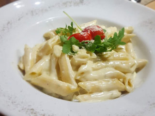 Penne with 4 type of cheese Barka Restoran delivery