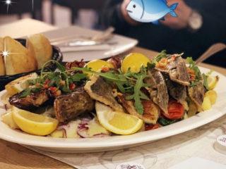Riblji tanjir Barka Restoran dostava