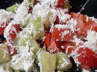 Šopska salata Barka Restoran dostava