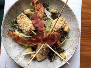 Cezar salata sa piletinom Diana Restoran dostava