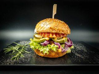 Burger gril povrće Vegapčić dostava