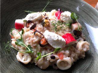 Rižoto sa morskim plodovima Diana Restoran dostava