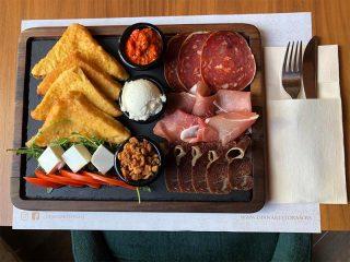 Srpski doručak Diana Restoran dostava