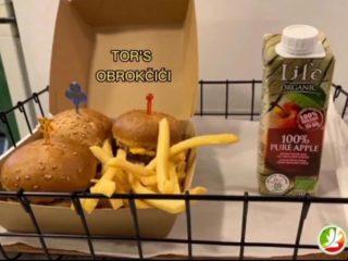 Tor`s obrokčić Tors dostava
