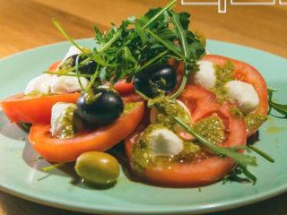 Kapreze salata Godo Splav Restoran dostava
