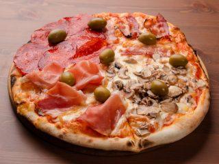 Lux quattro stagione pica Fenix Pizzeria dostava