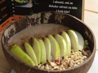 American pie bowl Greni Juice Bar dostava