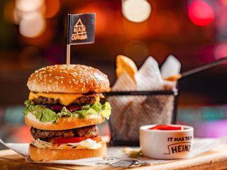 Capanna burger Capanna Bar delivery