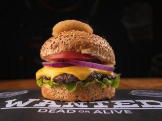 Cheddar burger Wanted Burger dostava