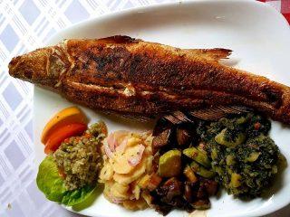 Smoked trout Stara Promenada delivery